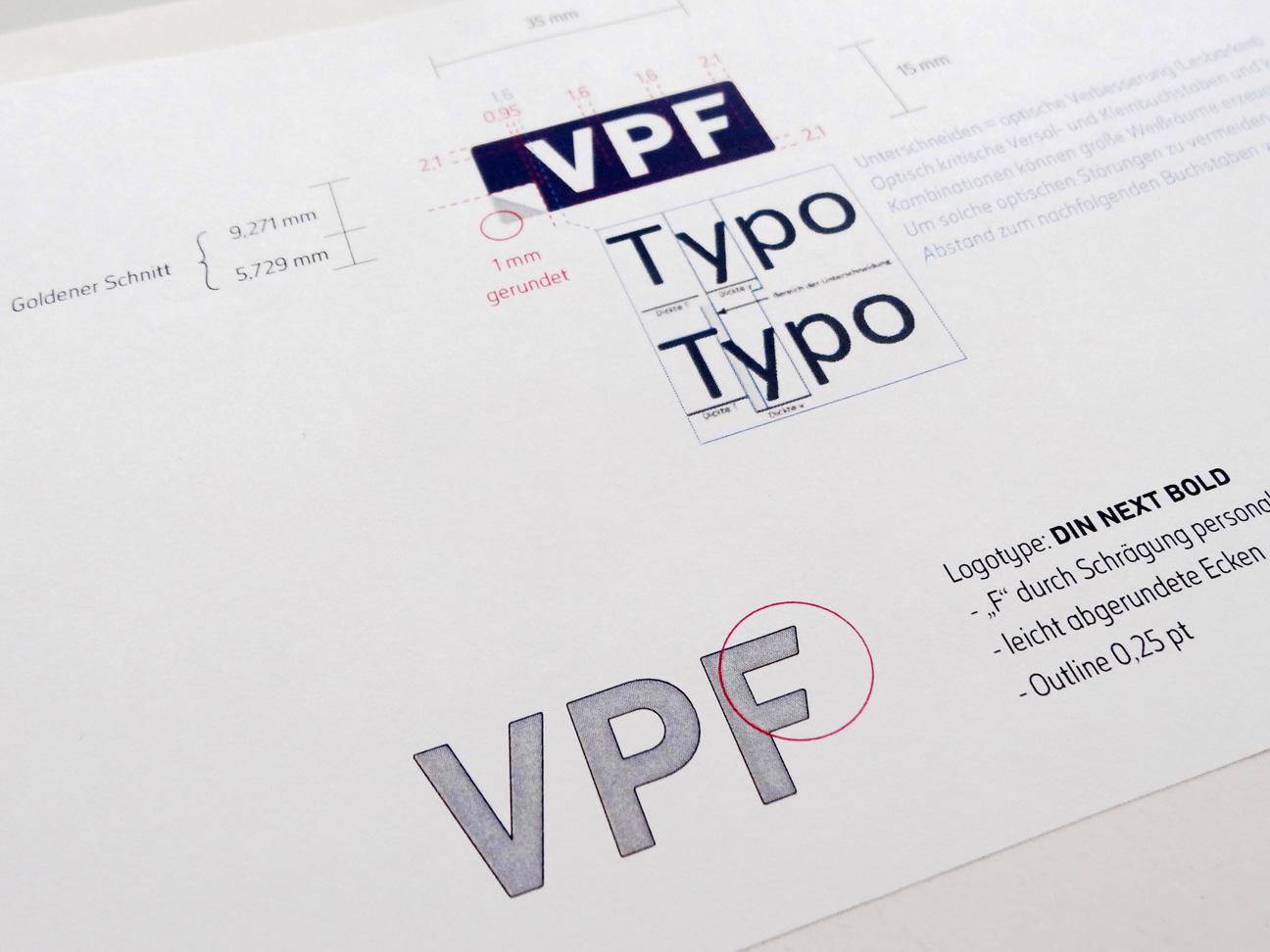 Corporate Design Prozess Logo