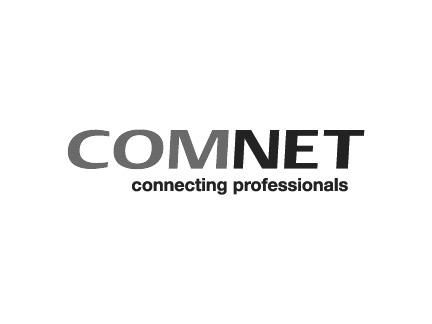 Comnet Logo Telekommunikation