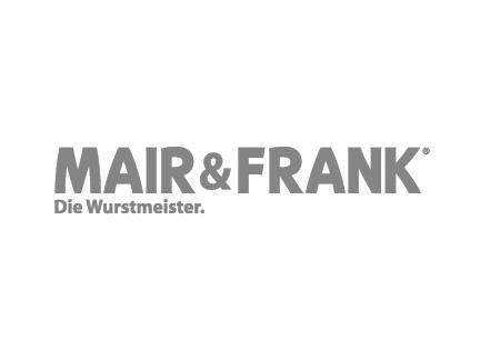 MAIR & FRANK Logo-Entwicklung und Gestaltung, Branche Gastronomie