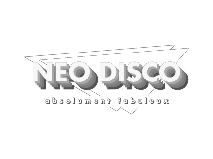 Neo Disco Event Logo