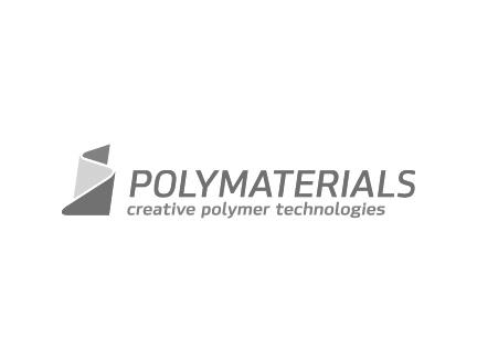 Polymaterials AG Logo