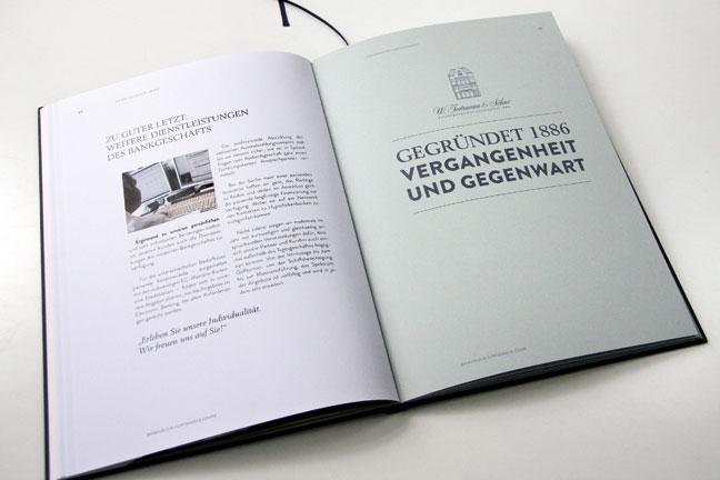 Editorial Image Buch Bankhaus Fortmann Prägen