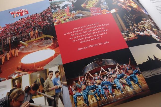 Expo Real 2014 – Broschüre der Landeshauptstadt Mainz