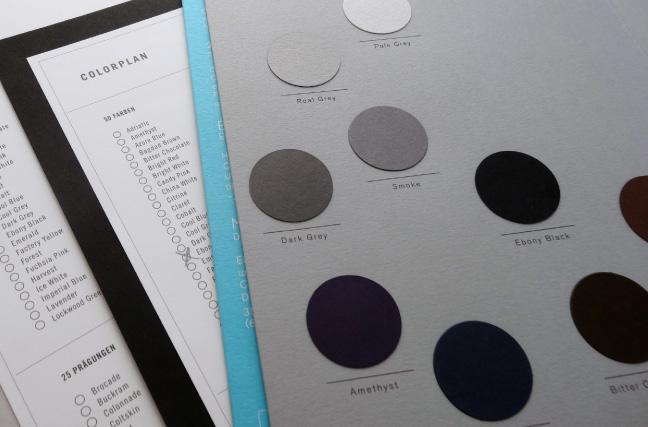 Hafenwerk Corporate Design Papier