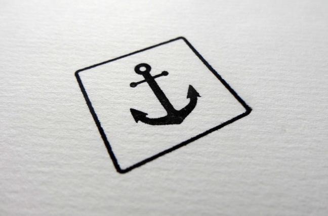 Hafenwerk Corporate Design Stempel