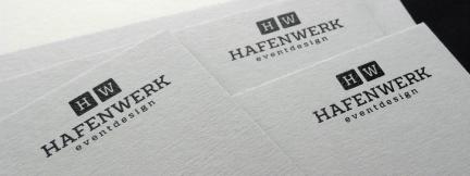 Hafenwerk Eventdesign – Corporate Design