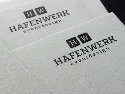 Hafenwerk Eventdesign – Corporate Design