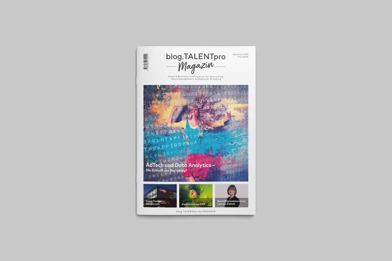 blog.TALENTpro-Magazin Titel